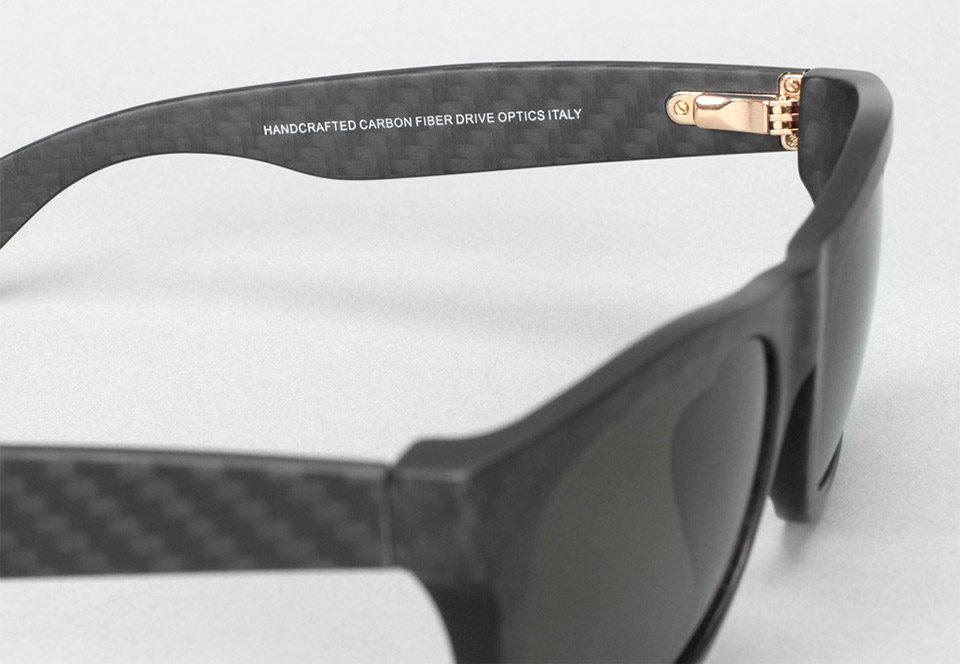 Sunglasses Carbon Fiber  ferruccio carbon fiber sunglasses the awesomer