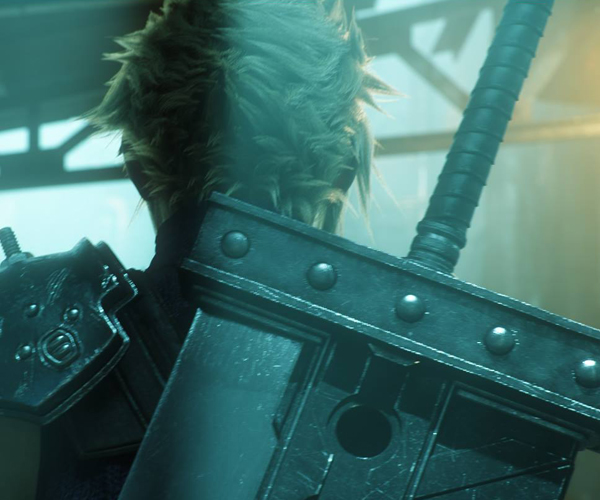 Final Fantasy VII Remake (Teaser)