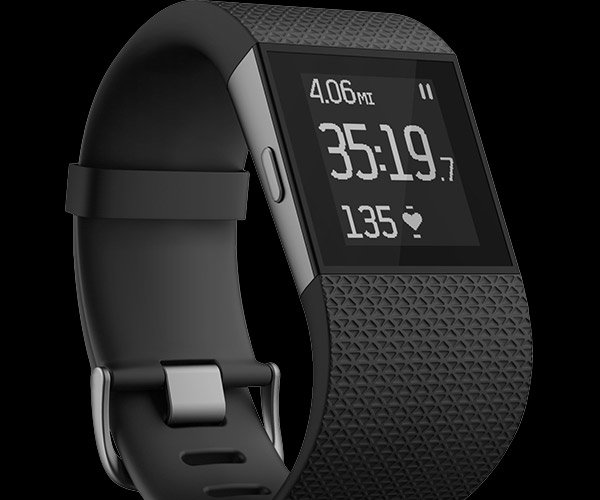 The Triple Fitbit Surge Giveaway