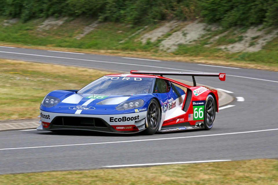 Ford GT @ Le Mans 2016