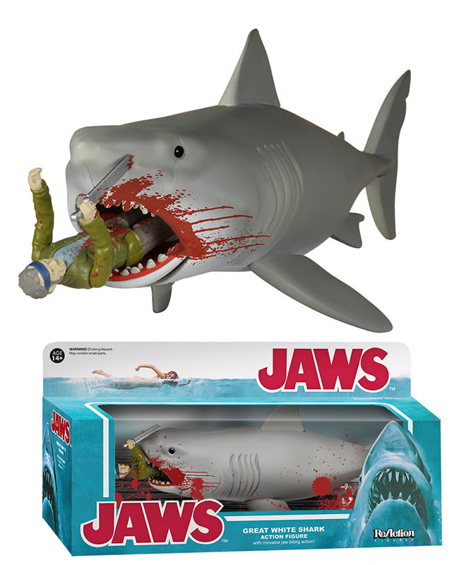Funko ReAction Jaws