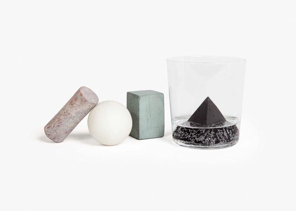 Geometric Drink Rocks