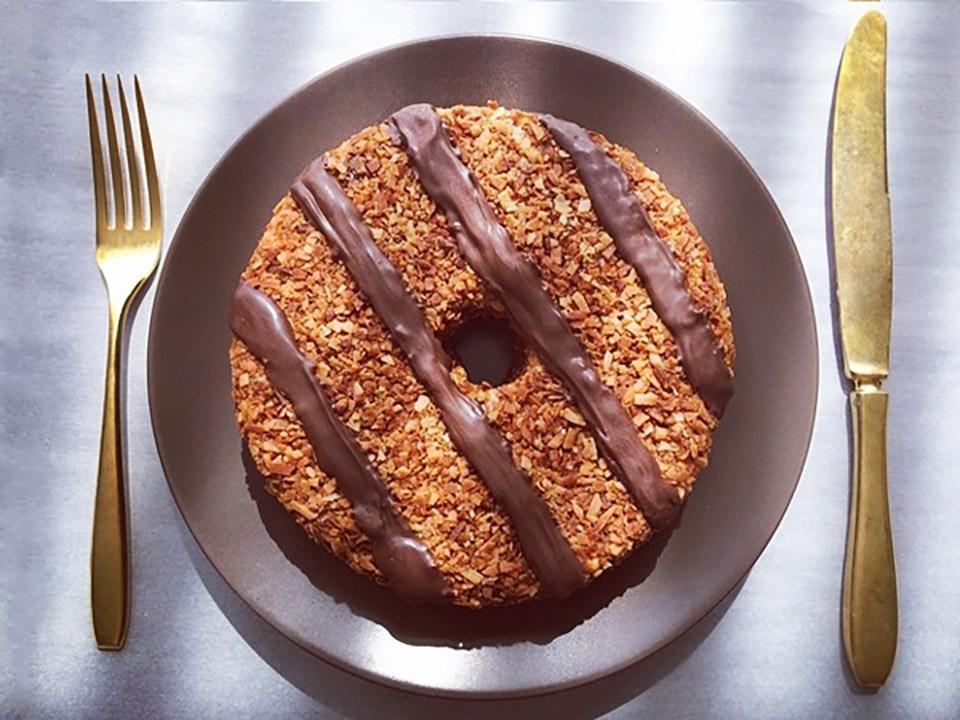Giant Samoa Cakes