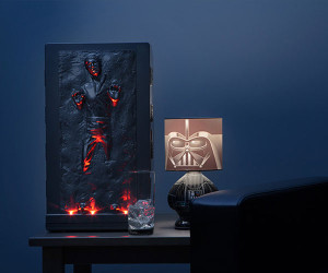 Han Solo in Carbonite Mini Fridge