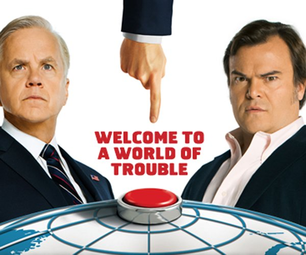 HBO: The Brink