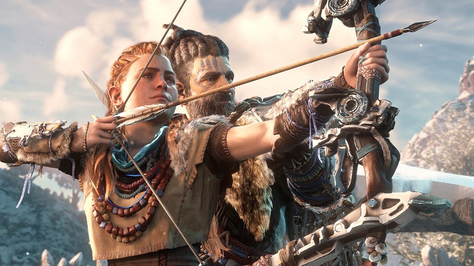 Horizon Zero Dawn (Trailer)