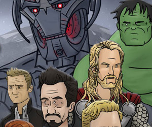 How Age of Ultron Should've Ended 1