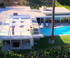 Howard Hughes' Beverly Hills Home