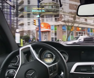 Iris Car Heads-Up Display