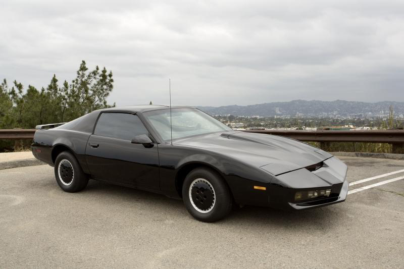 Knight Rider KITT Trans Am