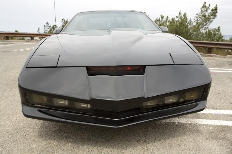 Knight Rider KITT Trans Am