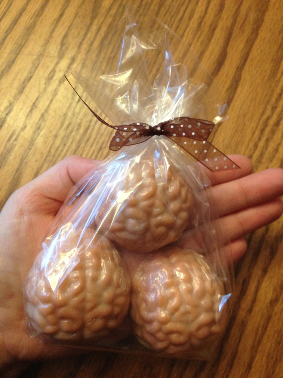 Lavish Handcrafted Brain Soap