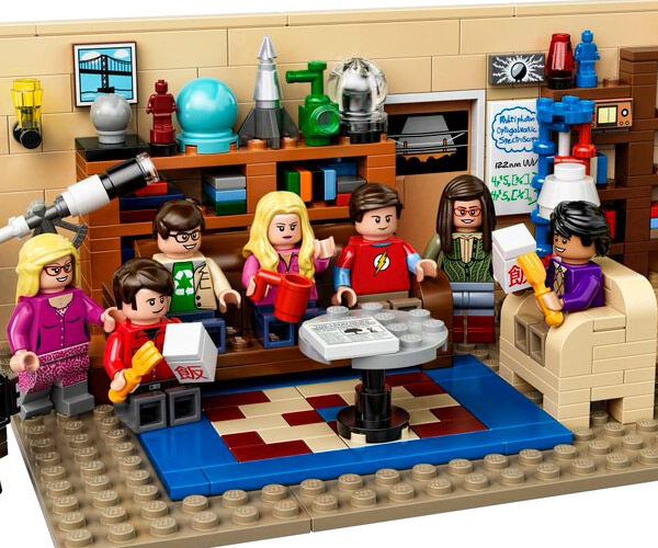 LEGO x The Big Bang Theory