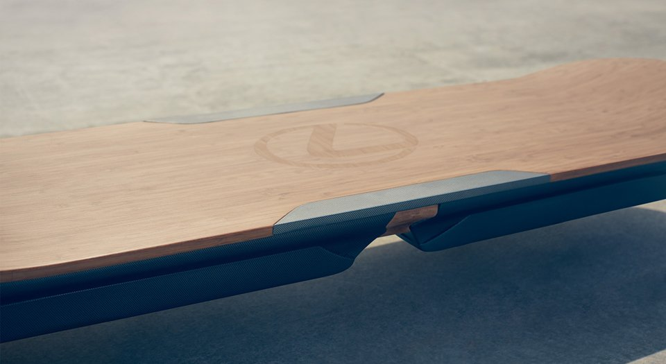 Lexus Slide Hoverboard (Teaser)