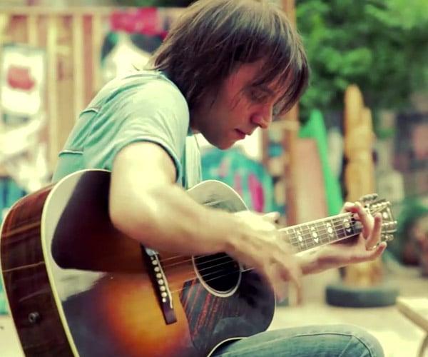 Amazing Guitar Harmonics