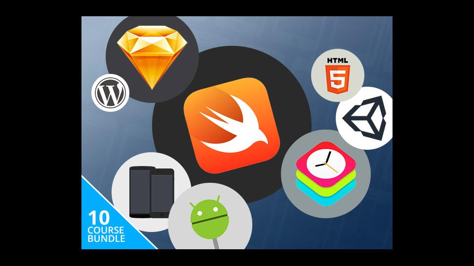 Deal: Mobile Developer Learning Bundle