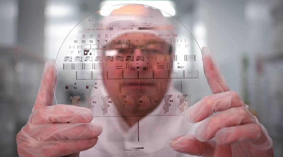 Nanoform Data Storage