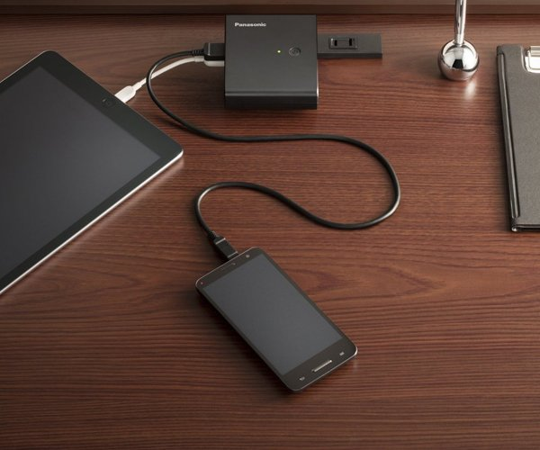 Panasonic Mobile Travel Charger