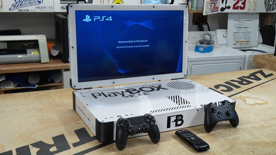 PlayBox 4 One Mk. II