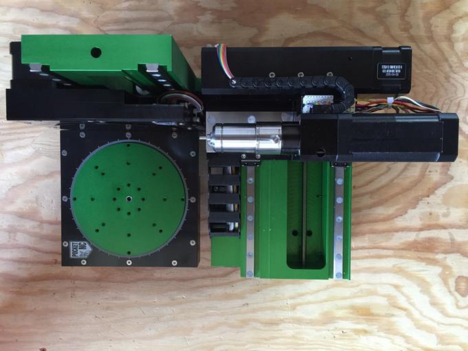 Pocket NC 5-Axis CNC Mill