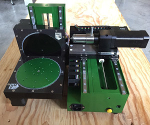 Pocket NC 5-Axis CNC Mill