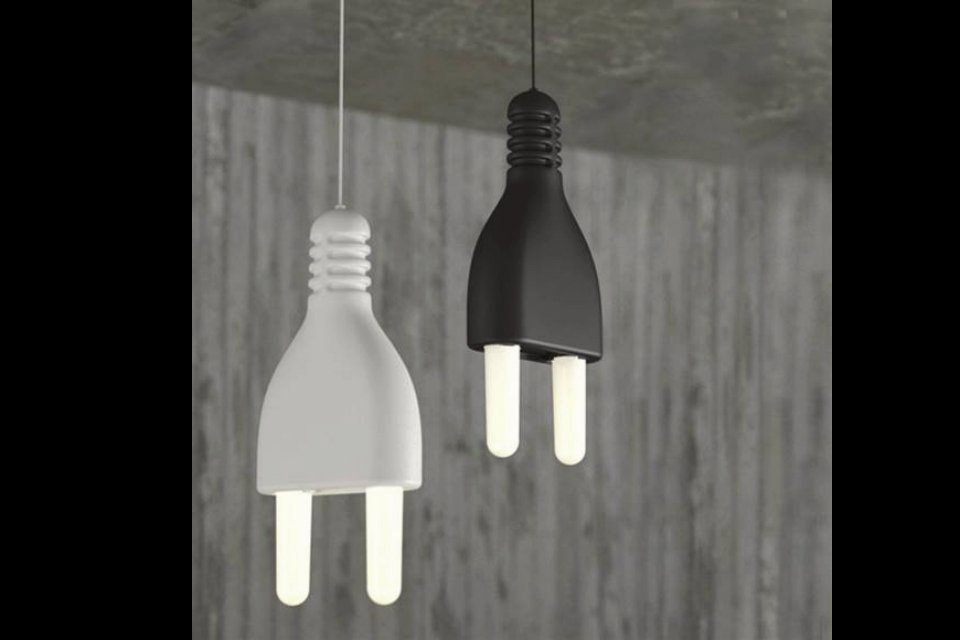 Plug Pendant Lamps
