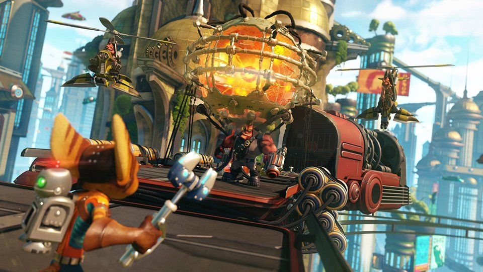 Ratchet & Clank (PS4) Trailer