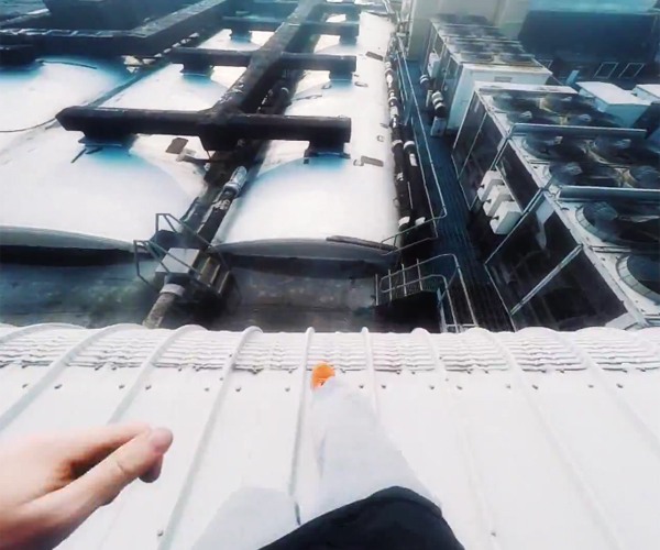 Real Life Mirror's Edge: Catalyst