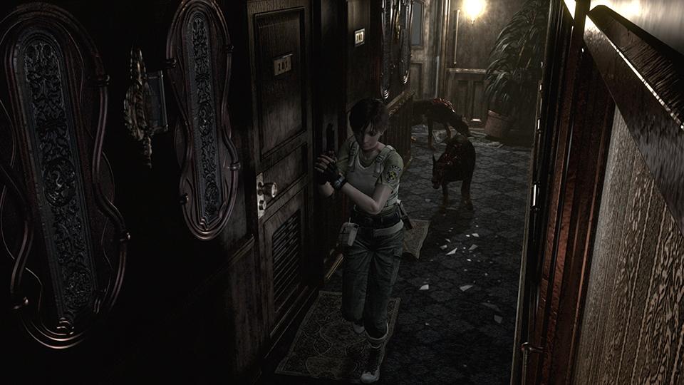 Resident Evil 0 Remastered