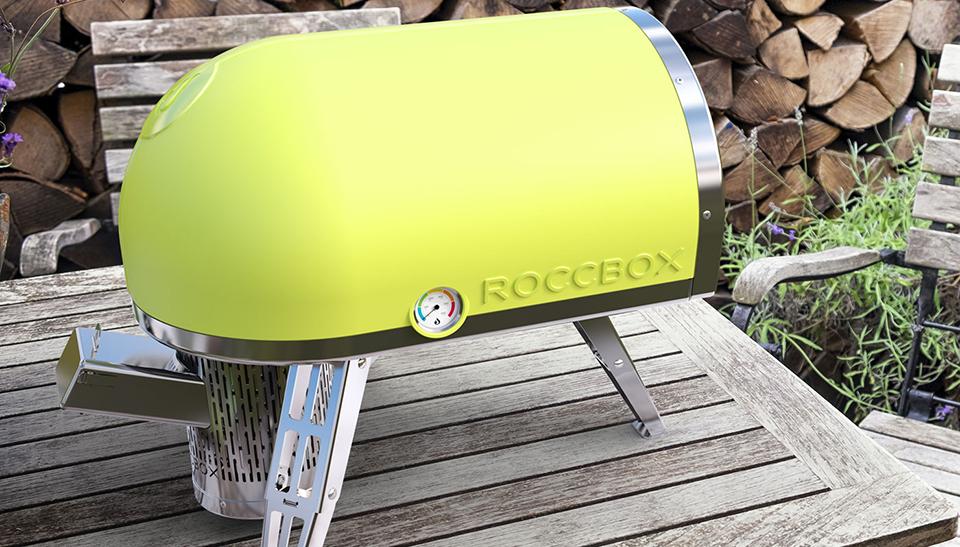 Roccbox Stone Bake Oven