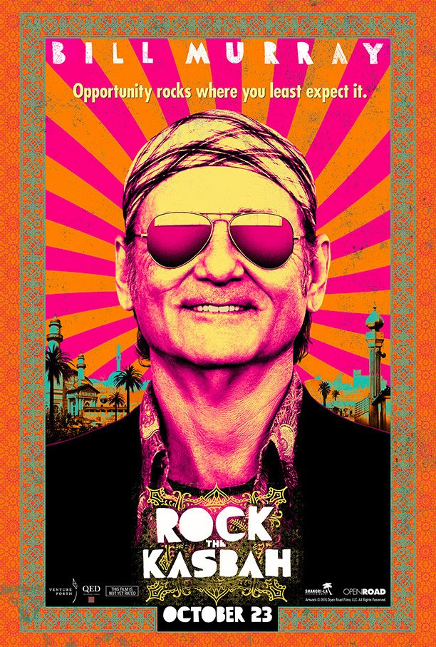 Rock the Kasbah (Trailer)