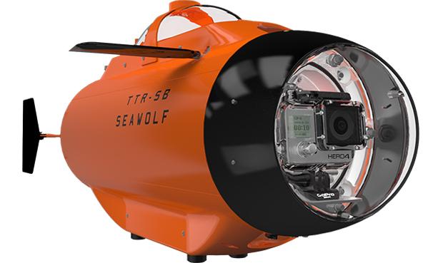 Seawolf GoPro ROV
