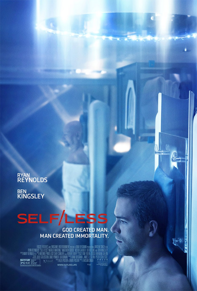 SELF/LESS (Trailer)