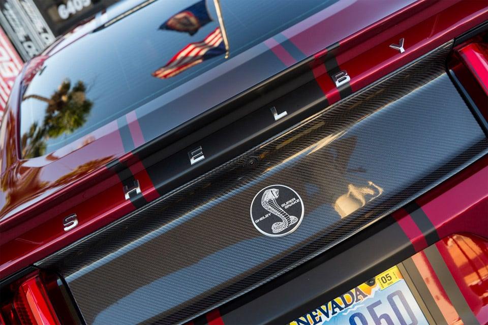 2015 Shelby Mustang Super Snake
