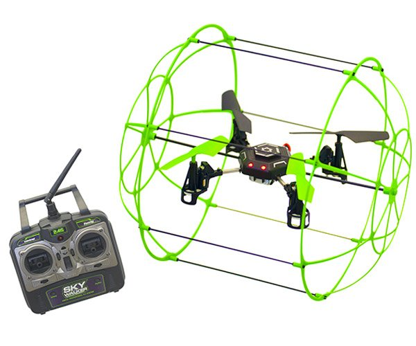 Awesome Deal: Sky Runner Gyro Drone