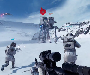 Star Wars Battlefront: Walker Assault