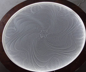 Steel Ball Sand Art