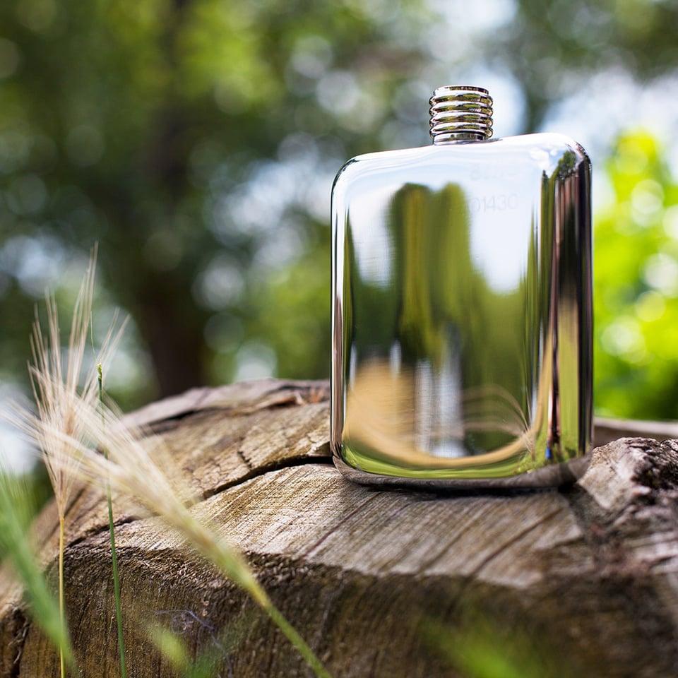 Swig Naked Flask