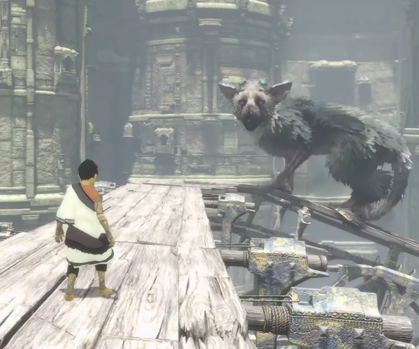 The Last Guardian (Trailer)