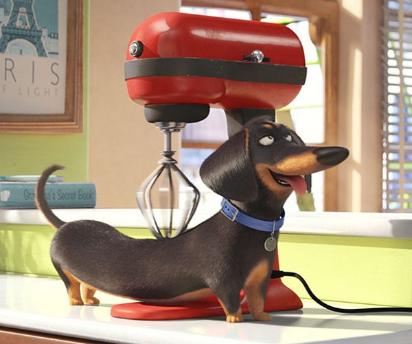The Secret Life of Pets (Trailer)