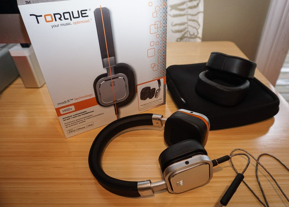 Torque t402v Headphones