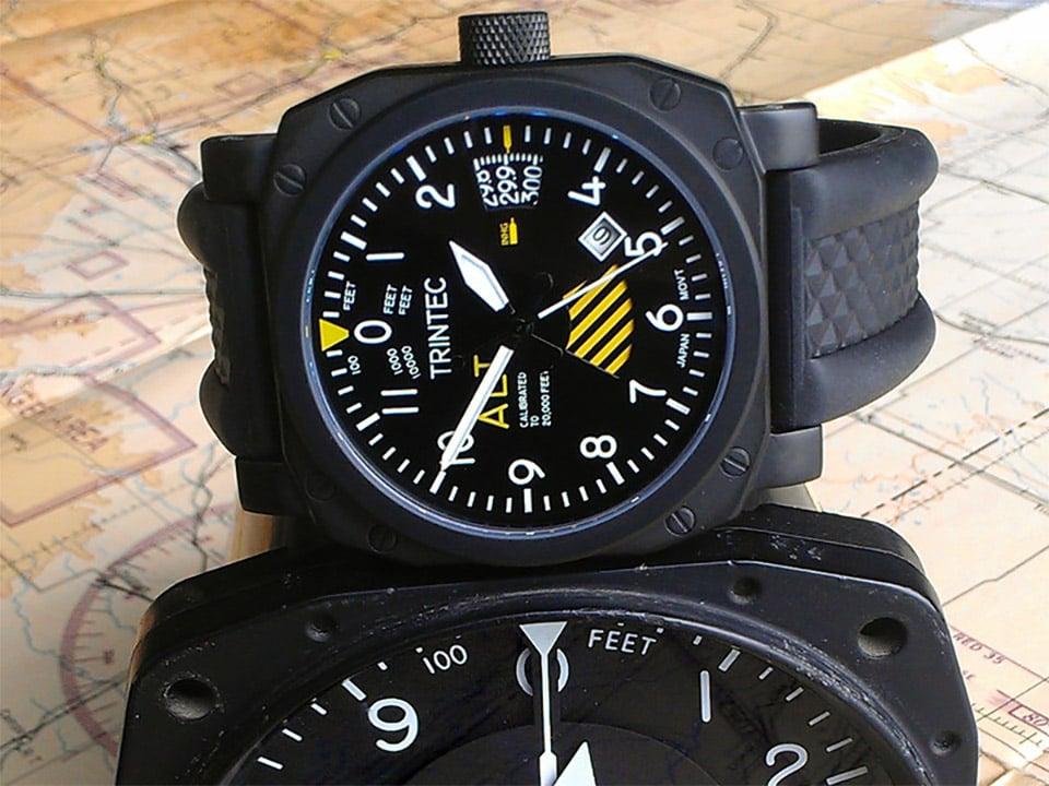 Trintec ZULU-03 Aviator Watches