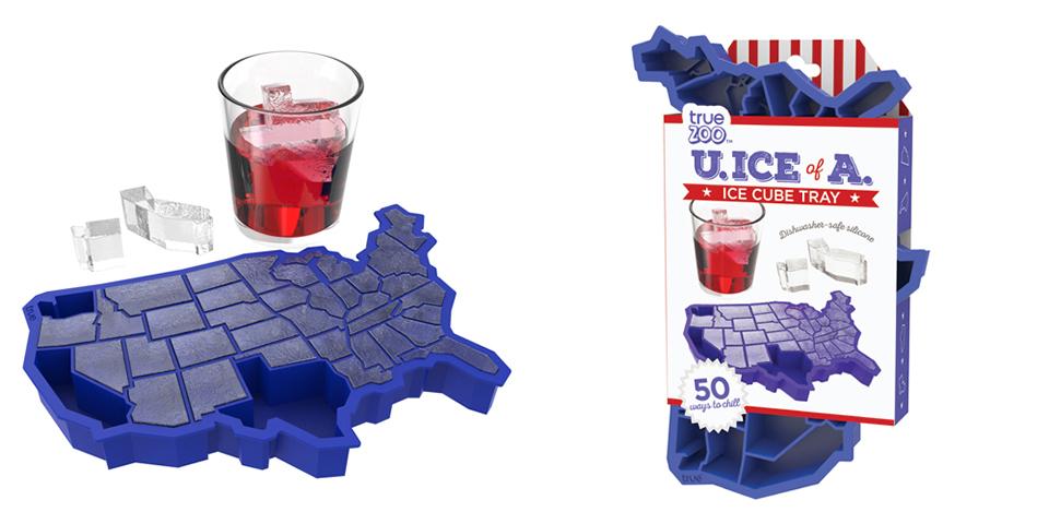 U Ice of A Ice Tray