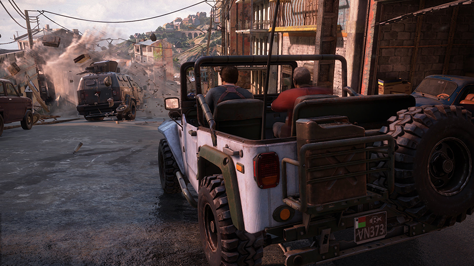 Uncharted 4 (Gameplay 2)