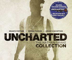 Uncharted Remastered Collection