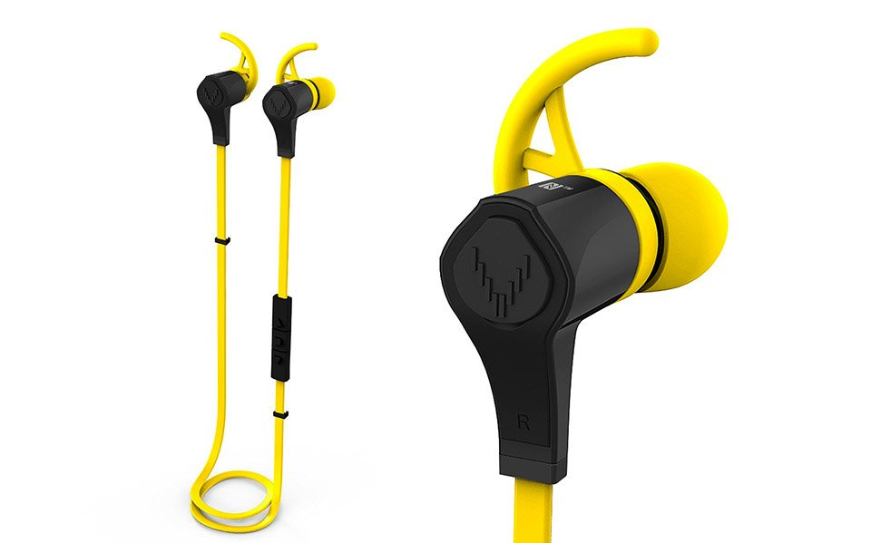 Deal: Water Resistant Bluetooth Earbuds