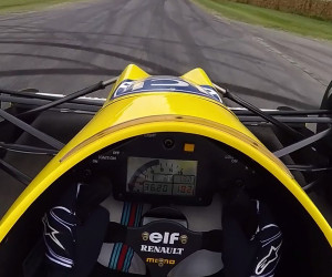 Williams FW13B Goodwood POV