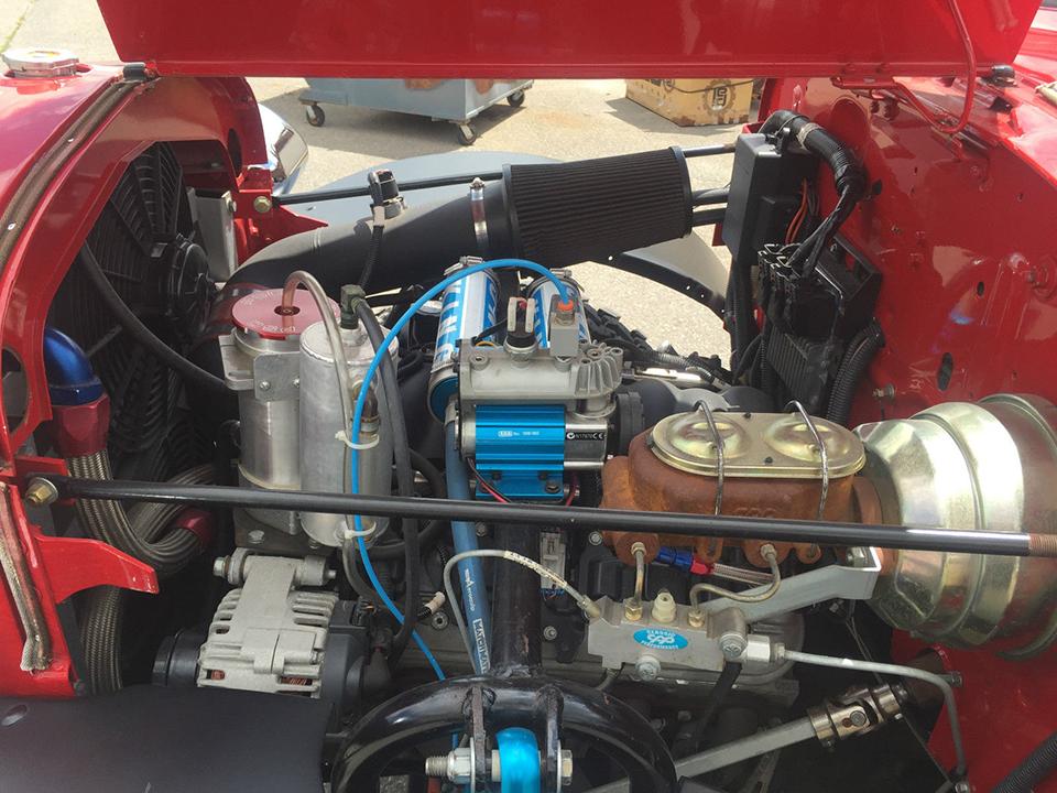 1949 Legacy Dodge Power Wagon
