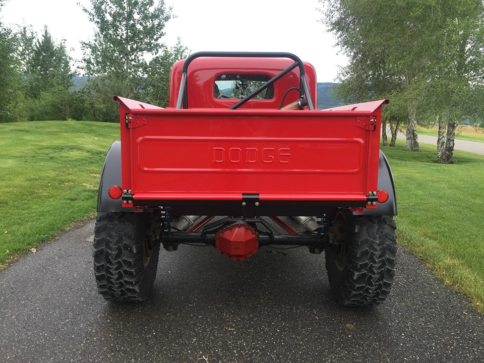 1949 Legacy Dodge Power Wagon