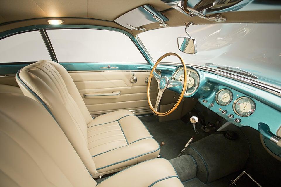 1953 Fiat V8 Supersonic